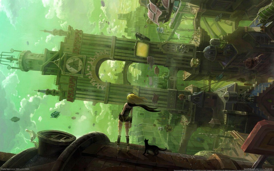 gravity rush kat 2 960x600 photo Test Gravity Rush